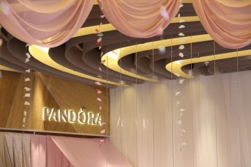 The Pandora Collection: Pandora Mothers Day; Pandora - Pixie Lott; Pandora Wishes; Pandora Spring 2015; Pandora Mothers Day 2015